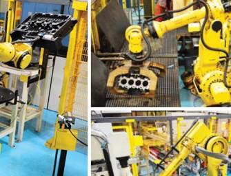 Tupy automatiza processos e otimiza setor de usinagem