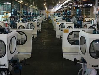 Kone: laços familiares sustentam a fabricante de fresadoras em mais uma crise