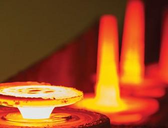 Forjamento incremental de precisão: Racionalização do uso de matéria-prima e de energia no forjamento a quente