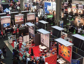 Importância de feiras e eventos para indústria da manufatura