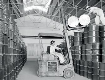 Redução de estoques e estratégias de produção: O princípio do mínimo inventário