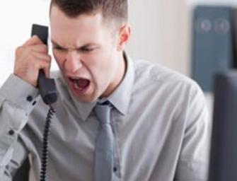 A importância do cliente mal humorado